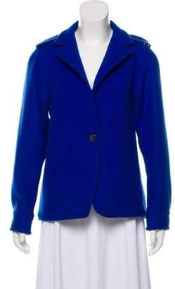 Max Mara Virgin Wool Short Coat