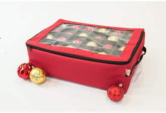 TreeKeeper Santa's Bags Premium Christmas Ornament Storage