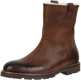 Ross & Snow Kenneth Boot with Genuine Shearling