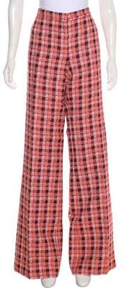 Derek Lam Textured Mid-Rise Pants w/ Tags