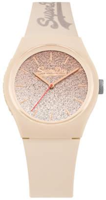 Superdry Urban Ombre Glitter Watch