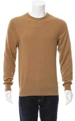 Moncler Virgin Wool Crew Neck Sweater