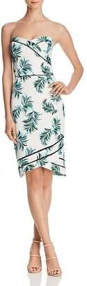 Adelyn Rae Mina Strapless Dress