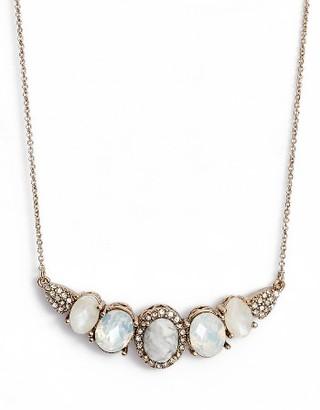 Women's Jenny Packham Wanderlust Frontal Necklace $58 thestylecure.com