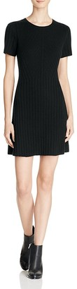 Theory Branteen Ribbed Dress - 100% Exclusive $375 thestylecure.com