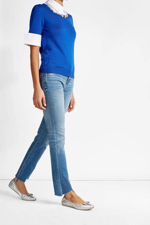 J BrandJ Brand Jeans with Distressed Ankles