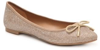 Zigi Soho Tashia Glitter Ballet Flat $60 thestylecure.com