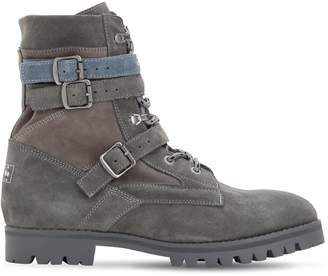 N. Number Ine Military Boots