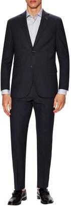 Michael Bastian Gray Label Wool Solid Notch Lapel Suit