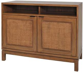Apt2B Francisco Rattan Panel Sideboard NATURAL