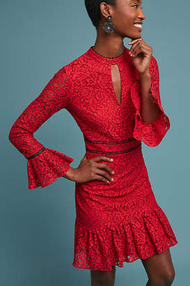 Shoshanna Kensington Lace Dress