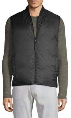 Saks Fifth Avenue Classic Puffer Vest