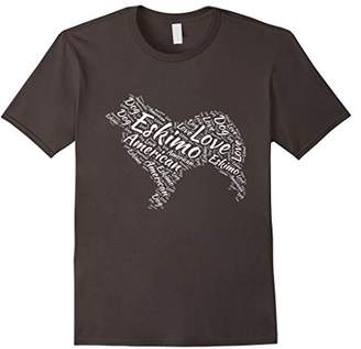 Love American Eskimo Dog Shirt
