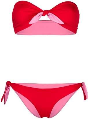 Tara Matthews Murtoli reversible bikini set