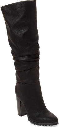 Katy Perry Black Oniel Slouch Boots