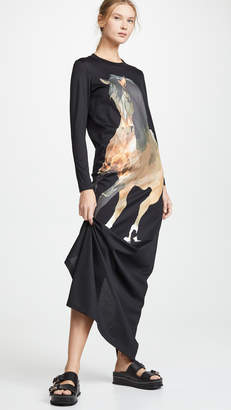 Marques Almeida Long Dress
