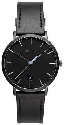 Rebecca Minkoff Norrebro Black Tone Bracelet Watch, 40Mm