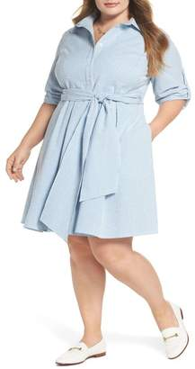 Plus Seersucker Dresses - ShopStyle