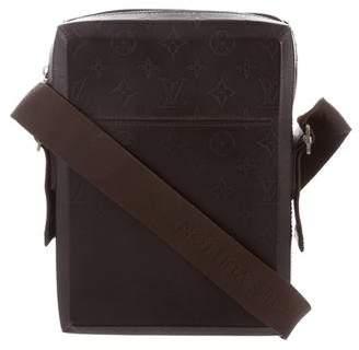 Louis Vuitton Monogram Mat Grace Bobby Bag