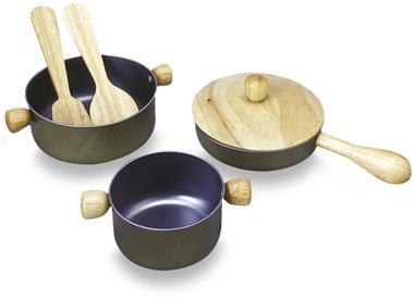 PlanToys® Cooking Utensils