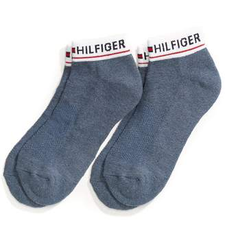 Tommy Hilfiger Quarter Top Sport Sock 2Pk