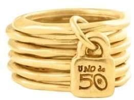 Uno de 50 Prisionero Ring Set
