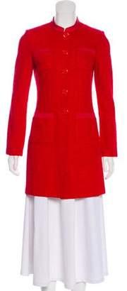 St. John Tweed Short Coat