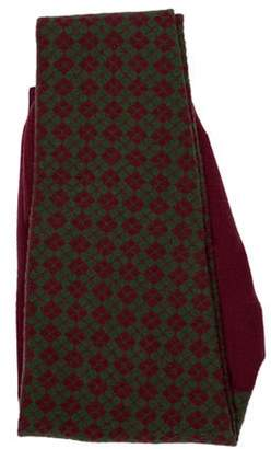Chanel Paris-Edinburgh Wool Tights w/ Tags green Paris-Edinburgh Wool Tights w/ Tags
