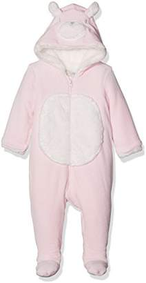Chicco Baby Girls' 9021467 Footies,(Manufacturer Size: 050)