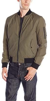 HUGO BOSS BOSS Orange Men's Reversible Ma1 Bomber Jacket