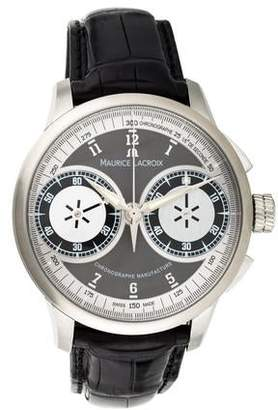 Maurice Lacroix Masterpiece Le Chronographe Watch