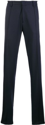 Armani Jeans jersey tailored trousers
