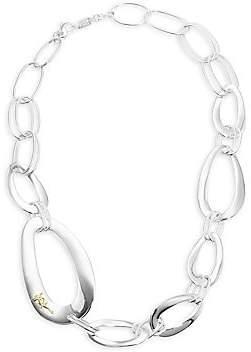 Ippolita Cherish Sterling Silver Large Link Necklace