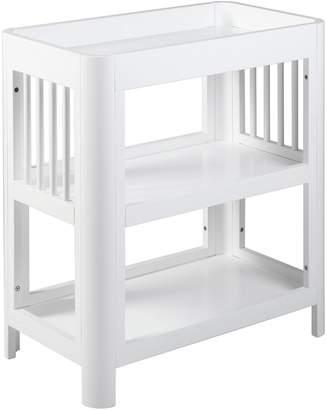 Troll Sun Change Table, White, White