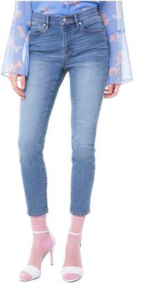 Juicy Couture Desert Wash Denim Mid-Rise Skinny Jean