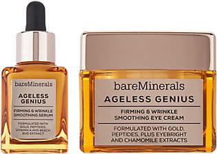 bareMinerals Ageless Genius Wrinkle Serum & EyeCream Duo