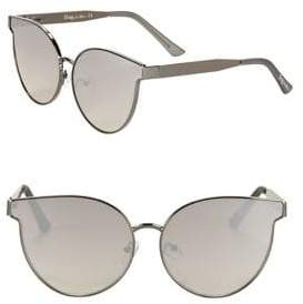 Sam Edelman 55MM Cat Eye Sunglasses