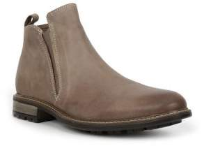GBX Double Gore Leather Ankle Boots