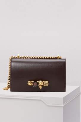 Alexander McQueen Jewelled satchel