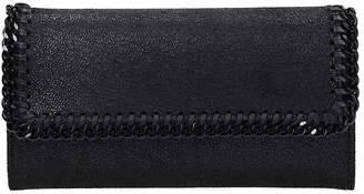 Stella McCartney Falabella Flap Continental Wallet