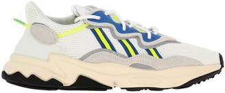 adidas Sneakers Sneakers Ozweego In Suede And Fluo Rubber