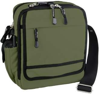 Derek Alexander North South Top Zip Shoulder Bag