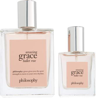 philosophy amazing grace ballet rose eau de toilette set