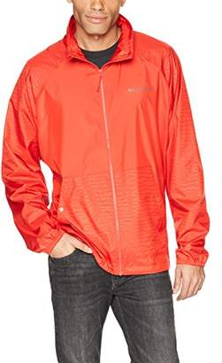 Columbia Men's Tabor Point Windbreaker