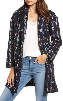 WAYF Valmont Oversize Cocoon Cardigan