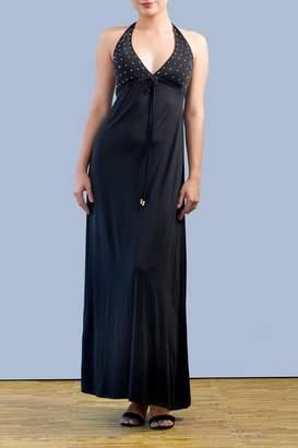 Swarovski Myskova Albahacar Long Dress