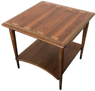One Kings Lane Vintage Lane Acclaim Corner Table - Uptown Found