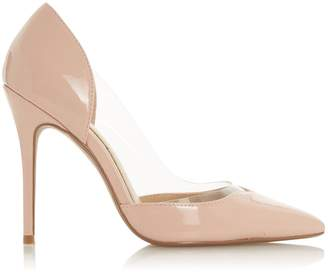 4a84f452f1c0 Dorothy Perkins Womens  Head Over Heels Cecil Ladies High Heel Shoes