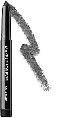 Make Up For Ever Aqua Matic Waterproof Glide-On Eye Shadow (D-10 Diamond Black) by