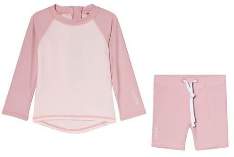 Kuling Pink Ibiza Rashguard